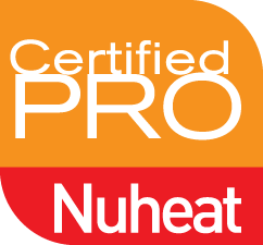 Nuheat Certified installer